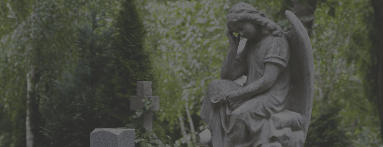 Sprzątanie i mycie grobów, opieka nad grobami